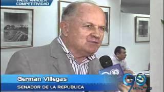 Junio 21 De 2012. En Foro De Competitividad Se Analizan Las Apuestas De La Región En Este Aspecto