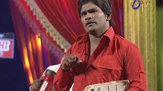Jabardasth - జబర్దస్త్  - Chammak Chandra Performance on 4th September 2014