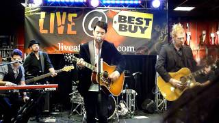 David Cook - Paper Heart (Live at Best Buy)