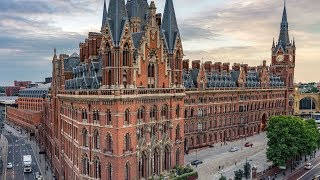 St Pancras Renaissance Hotel (London): full tour