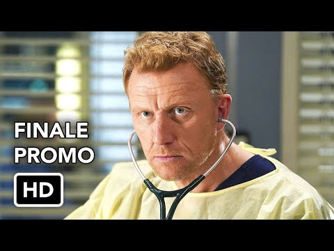 Grey's Anatomy 16.21 (Preview)
