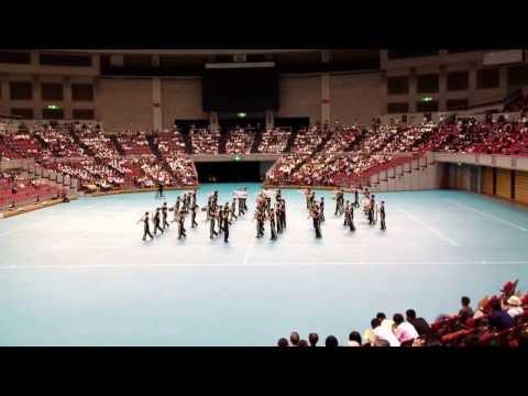 蟹江町立蟹江中学校 平成25年度 第26回 愛知県マーチング大会