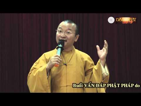 Vấn đáp: Ngoại cảm tìm hài cốt, mục đích của đạo Phật, sự khác nhau giữa đạo Phật và các tôn giáo khác, ý nghĩa của cầu nguyện, trị bệnh vong nhập, tục đốt vàng mã, ăn chay, chữ duyên trong đ