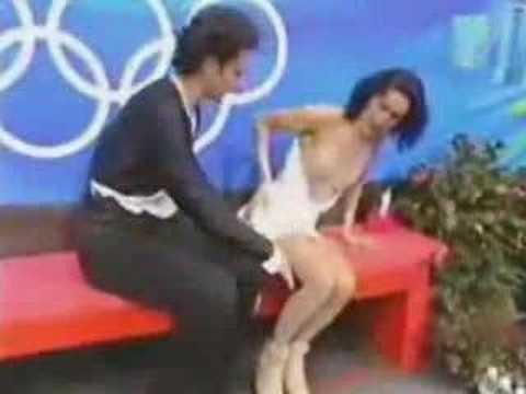 失敗了的花式溜冰還是很華麗...