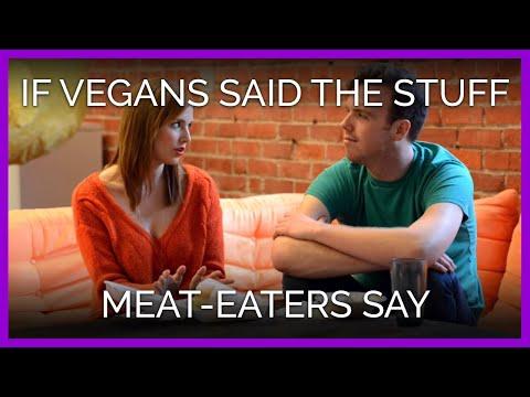 Kdyby vegani říkali to co masožravci