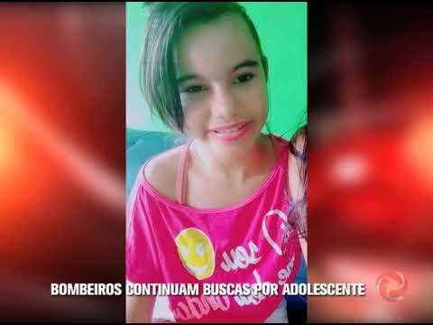 ANTÔNIO DIAS: Bombeiros procuram por adolescente que se afogou em rio