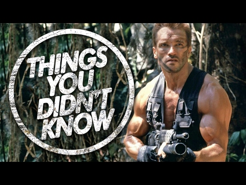 7 Things You (Probably) Didn't Know About Predator