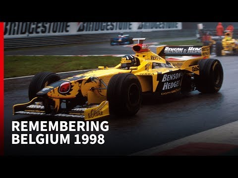 Spa '98: F1's crazy Belgian GP