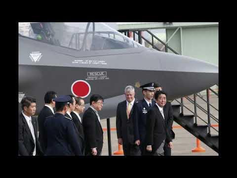 🌍В Японии начались протесты против F 35