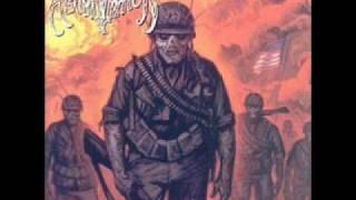 "Abomination ""Man Created God"" Album: The Final War, EP"