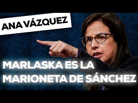 Ana Vázquez lo ha vuelto a hacer...