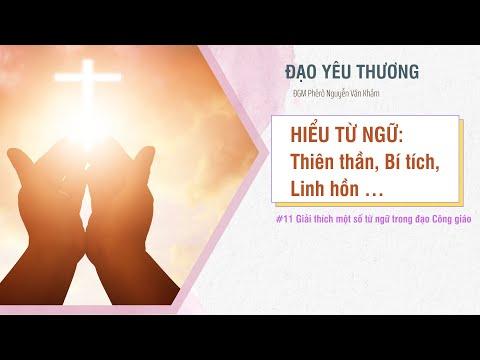 Sách Nói Công Giáo: Đạo yêu thương, Đức Giám Mục Phêrô Nguyễn Văn Khảm