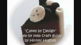 Felt Crafts - Felt Food Cake Patterns (from The Felt Cuisine Series) By Hiromi Hughes