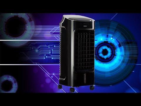 Hardware | 4-in-1 Klimagerät • Luftkühler • Ventilator • Ionisator • Luftbefeuchter • Oszillation