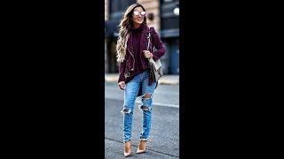 Best Casual Chic Dinner Outfit