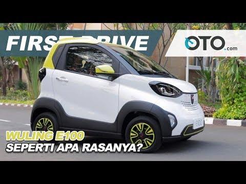 Wuling E100 | First drive | Seperti Apa Rasanya? | OTO.com