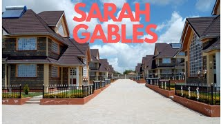 Are These The Best Houses In Kitengela? Sarah Gables
