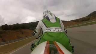 Vidéo Didier - ZX6R - Circuit d'Alès avec DDE34 - 12/09/ par slater
