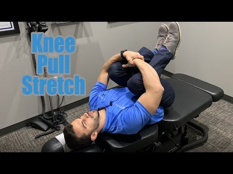 Knee Pull Stretch