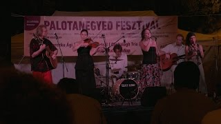 Makám együttes / Budapest Palotanegyed Fesztivál 2015 # 4k UHD