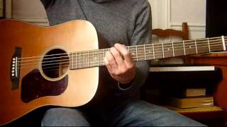 TUTO Guitare - Keziah Jones - Where's Life