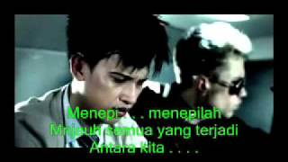 rumor - butiran debu with lirik .wmv