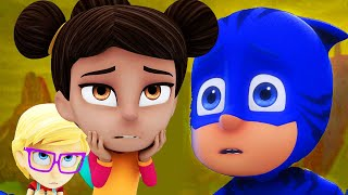 PJ Masks Full Episodes | CATBOY'S CLOUDY CRISIS | 2.5 HOURS Compilation | PJ Masks Official #95