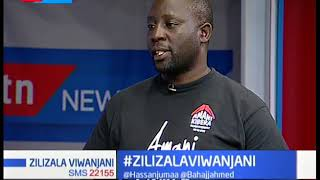 Moja kwa moja na mwanzilishi wa michuano ya soka ya amani Kibera inayaanza leo | #ZILIZALAVIWANJANI