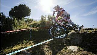 High Speed DH Mountain Biking in Meribel - UCI MTB World Cup 2014 Recap