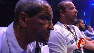 Inside Punch Live Fight Night 2 Nordine Arik