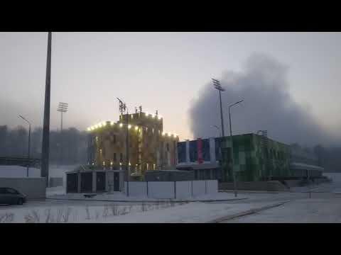 Свежий Воздух Универсиады 2019 в Красноярске