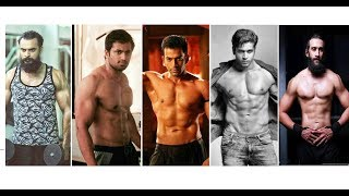 Top 10 bodybuilder Actors inMalayalam Cinema | Mollywood hunks |2018