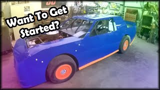 How To Get Started In Dirt Track Racing!