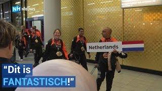 Special Needs Taekwondo-team met 27 medailles terug op Schiphol