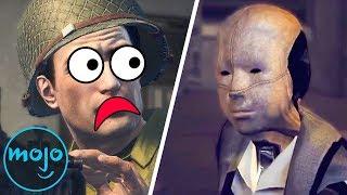Top 10 Forgotten Video Game Glitches