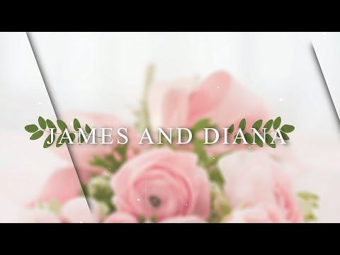 Video Wedding Invitation Rose