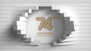 74 anos de Livraria Francesa no Brasil