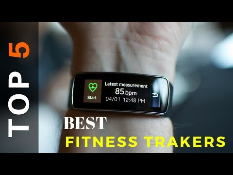 5 Best Fitness Tracker Bands for Running, Swimming and the Gym