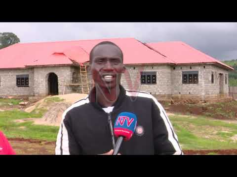 Tracking the progress of Joshua Cheptegei's training centre in Teryet