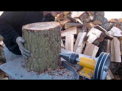 Łuparka do drewna świdrowa arktosa