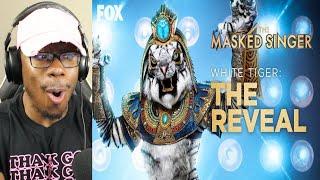 The Masked Singer Season 3 White Tiger: Clues, Performance, & Unmasking REACTION!