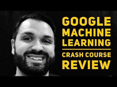 REVIEW GOOGLE MACHINE LEARNING CRASH COURSE ...