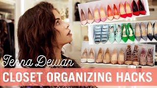 Spring Clean With Me: Closet Organizing Hacks   Jenna Dewan