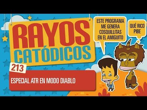 Rayos Catódicos - Episodio 213: Especial ATR en Modo Diablo