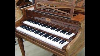 UnHIP Poulenc or when historical harpsichords become unhistorical