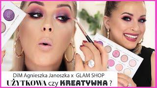 🌸 🌸  Kwitnąca Wiśnia 🌸 🌸  Agnieszka Janoszka DiM x Glam Shop   SZCZERA RECENZJA