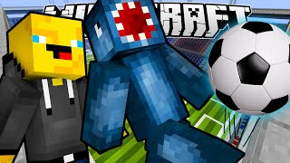 FOOTBALL IN MINECRAFT?! - Hypixel's NEW Mini Game!