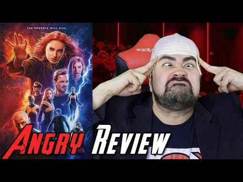 Dark Phoenix Angry Movie Review