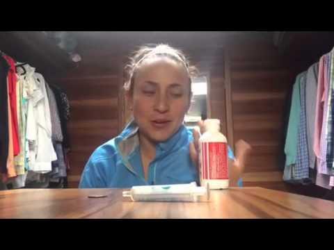 Jeringa dosificadora