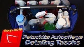 Petzoldts XXL Autopflege und Transport-Tasche im Test - Daten und Fakten Detailing Bag